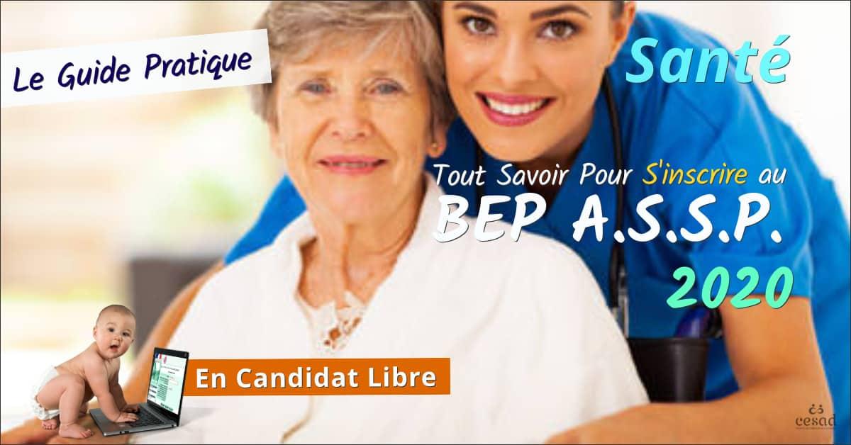Comment S Inscrire Au Bep Assp Pour 2020 Candidat Libre